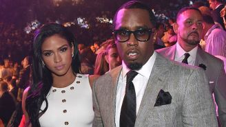 Diddy And Cassie's Alleged Breakup Spat Led To Police Involvement