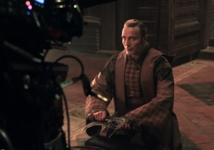 'Doctor Strange' featurette gives us another look at Mads Mikkelsen's villain
