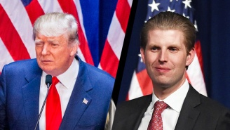 Eric Trump Claims His Father Has Apologized To The Khans (He Has Not)