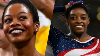 A Philly Newspaper Made The Mortifying Mistake Of Using A Photo Of Simone Biles As Gabby Douglas