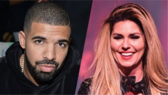 Drake's Love For Shania Twain Comes Out In Nashville