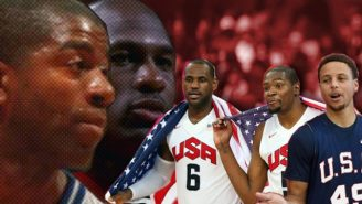 The Rio Olympics Missed Out On What Could Have Been The Greatest USA Basketball Team Ever