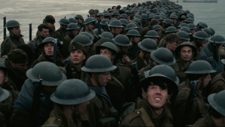 Here's The First Look At Christopher Nolan's WWII Epic 'Dunkirk'
