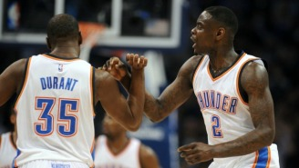 At Least One Of Kevin Durant's Former Thunder Teammates 'Didn't Feel Betrayed'