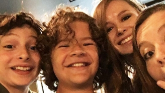 Dustin From 'Stranger Things' Is Winning At Instagram With His Fan Selfies