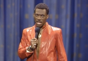 Eddie Murphy Is Seriously Considering Returning To Stand-Up Comedy