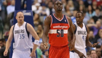Emeka Okafor Is Reportedly Eyeing An NBA Return, And The Warriors Might Nab Him