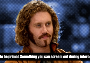 Erlich Bachman Lines for When You Need To Talk Your Way Into Being A Success
