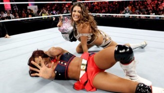 Eve Torres Explains The Joys And Frustration Of Watching 'The Divas Revolution' Unfold