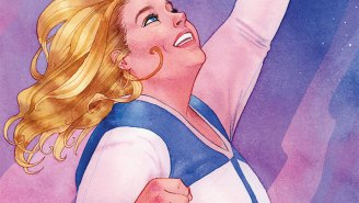 Exclusive: Starting today, 'Faith' soars into ComiXology Unlimited along with 25 more titles