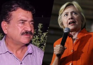 The Orlando Nightclub Shooter's Father Endorsed Hillary Clinton After Attending Her Rally