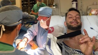Breathe A Sigh Of Relief, Because Finn Balor's Surgery Was A Success