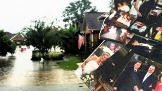 One Woman Is Saving The Memories Of Lousiana Flood Victims By Preserving Their Photos