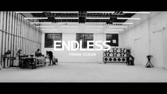 Frank Ocean's 'Endless' Is Disqualified From Topping The Billboard Chart