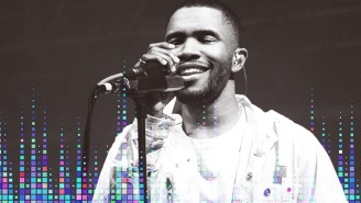 Frank Ocean's 'Blonde' Hits No. 1 On The Billboard 200 With Sales Second Only To Drake And Beyonce
