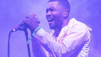 Frank Ocean's 'Blonde' Has Been Illegally Downloaded Almost A Million Times