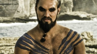 Jason Momoa, black eyeliner aficionado, to star in 'The Crow' reboot