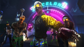 The New 'Call Of Duty: Infinite Warfare' Zombies Mode Is An '80s Blast From The Past