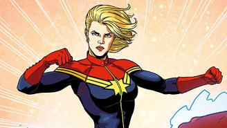 'Captain Marvel' Narrows Its Search For A Director To Three Women With Very Different Resumes