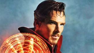 The Makers Of 'Doctor Strange' Reveal New Details About The Movie's Villain And Tease A Sequel