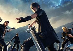 53 Minutes Of 'Final Fantasy XV' Gameplay Provides Plenty Of Story, Battling And Cheesy Dialogue