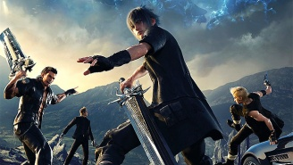 53 Minutes Of 'Final Fantasy XV' Gameplay Provides Plenty Of Story, Battling And Cheesy Dialogue