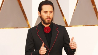 'Blade Runner 2' Brings Jared Leto And His Methody Madness Aboard