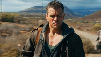 'Jason Bourne' Is Causing Mass Nausea In China Thanks To A 'Special' 3D Edition