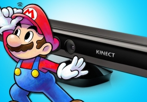 The Nintendo NX May Feature Motion Sensing Similar To Microsoft's Kinect