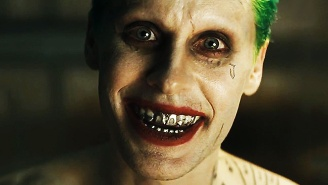 Jared Leto Explains His Gifts To 'Suicide Squad' Co-Workers: 'Human Meat Is Always A Great Gift'