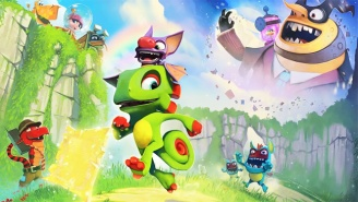 'Yooka-Laylee' Is The Cute, Crazy '90s-Style 3D Platformer You've Been Waiting For