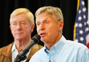 Gary Johnson Would Support Teachers Who Want To Keep Guns In Classrooms