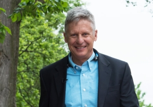 Gary Johnson: 'It Bodes Well' That 70% Of Americans Have No Idea Who I Am