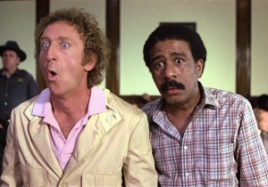 Richard Pryor's Daughter Discusses The 'Magic' Between Her Father And Gene Wilder