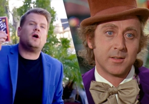 James Corden Fondly Recalls The Time Gene Wilder Turned Him Down With The Sweetest Message