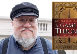 'Game Of Thrones' Is 20 Years Old And Here's How George R.R. Martin Is Celebrating