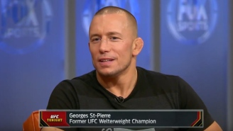 Georges St-Pierre Explains The Money Issues Keeping Him From Returning To The UFC