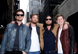 Kings Of Leon Are Back With A New Album And A New Sound