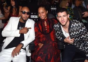 Swizz Beatz Defends Alicia Keys' Decision To Forego Makeup At The VMAs