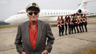 'Playboy' Founder Hugh Hefner Will Be The Subject Of An Extensive Amazon Docu-Series