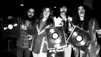 Black Sabbath Memorabilia So Old The Band Had A Different Name Is Hitting The Auction Block