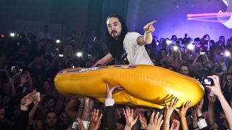 Steve Aoki's Partnership With Shell Is Being Torn Apart On Social Media