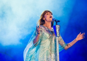 Hear Florence + The Machine's Latest Whirlwind Pop Song For Tim Burton's New Movie
