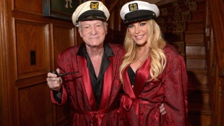 Amazon greenlights 'American Playboy: The Hugh Hefner Story'