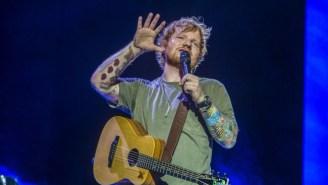 Ed Sheeran Sued Over Allegedly Copying Marvin Gaye's Bedroom Banger, 'Let's Get It On'