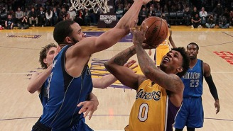 Knuckleheads Nick Young And JaVale McGee Teamed Up Again For The Drew League Playoffs