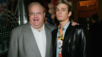Lou Pearlman's Life Story Will Soon Be Coming To Your TV