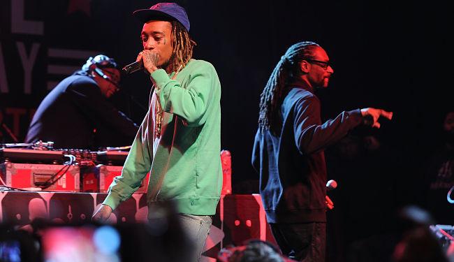 Snoop and Wiz Concert