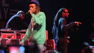 Concert Goers Are Suing Wiz Khalifa And Snoop Dogg After Railing Collapse Injures At Least 40