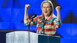 Meryl Streep Jokes That Her DNC Scream Sounded Like Someone Was Being Murdered
